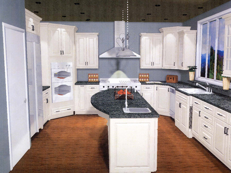 3d kitchen - Kitchen Expos