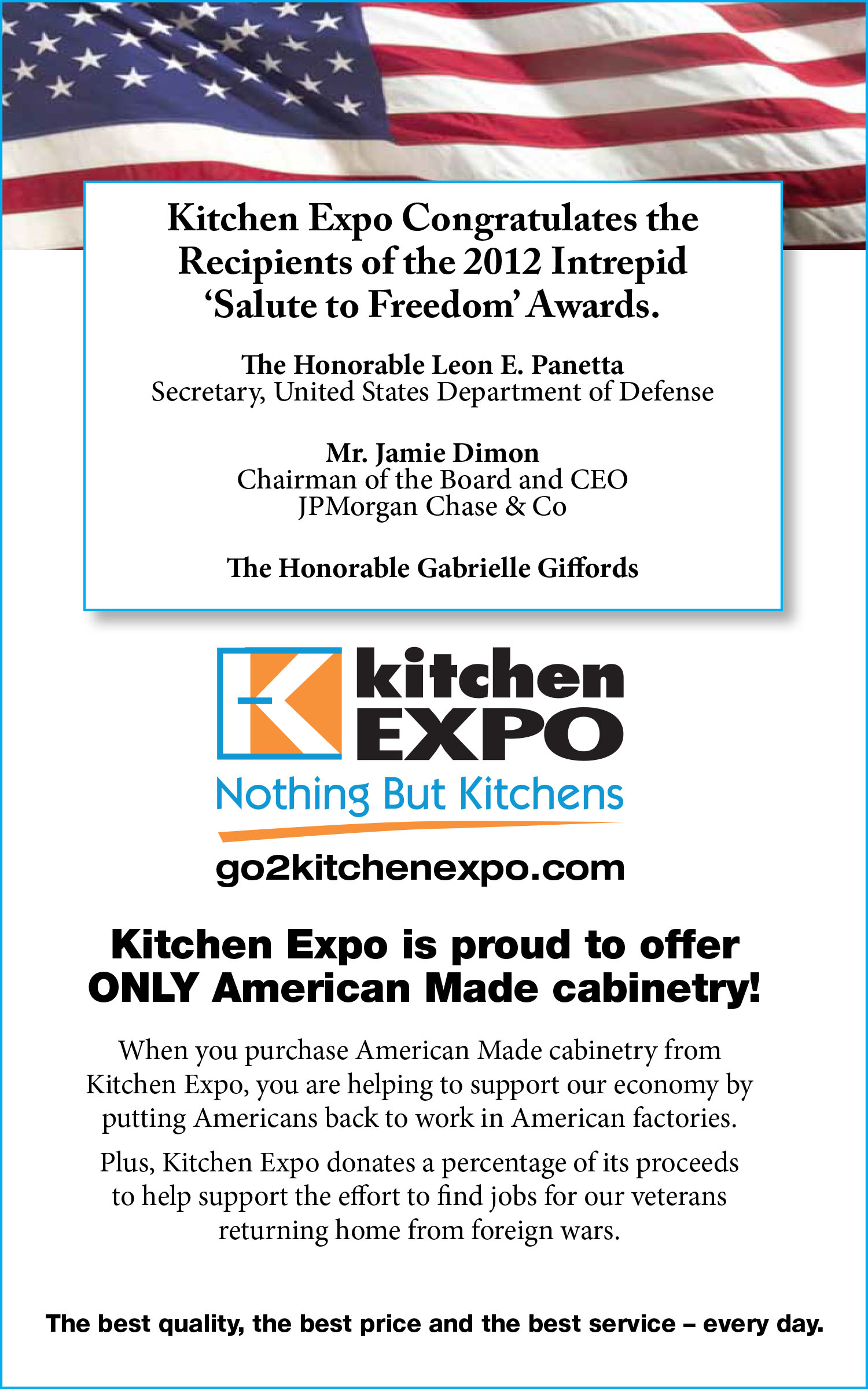 American Made Kitchen Expo -  american made kitchen