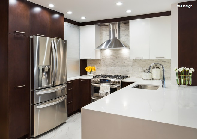 The 100 square foot kitchen no more cramped conditions for Kitchen design 80 square feet