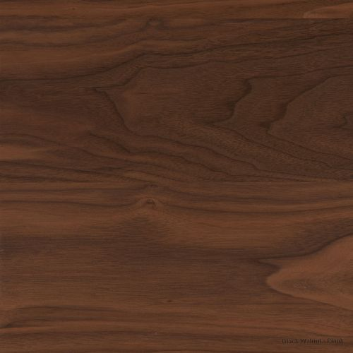 black walnut and rustic black walnut plank